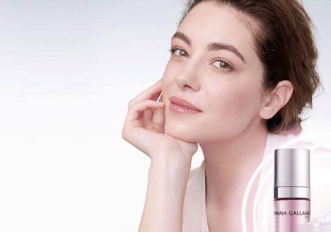 Gesichtsbehandlung Maria Galland